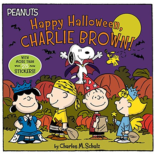 Happy Halloween, Charlie Brown! (Peanuts)]()