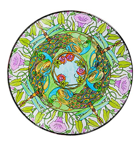 Evergreen Secret Garden Birdbath inches product image