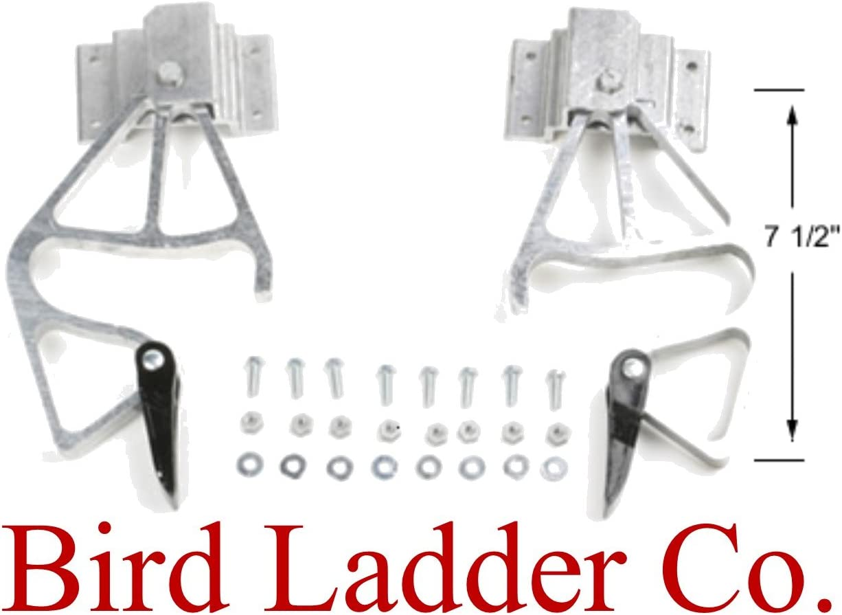"Werner 28-5 Replacement Rung Locks for Werner Fiberglass Extension Ladder - Length 7-1/2"""