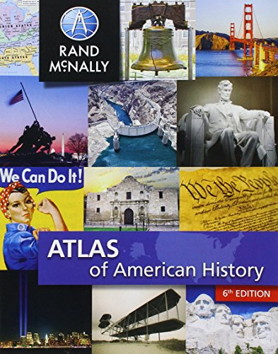 Atlas of American History from Rand McNally