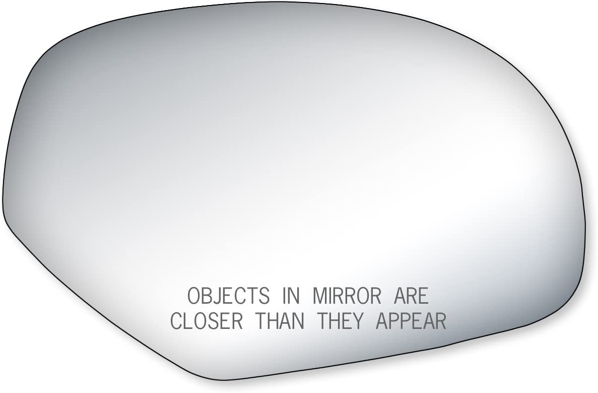 Renewed Fit System 99204 Cadillac//Chevrolet//GMC Driver//Passenger Side Replacement Mirror Glass