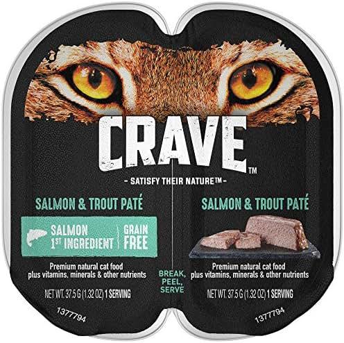 Cat Food: Crave