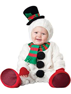 Christmas Pudding Baby Outfit.Amazon Com In Character Costumes Infant Snowman Costume Baby