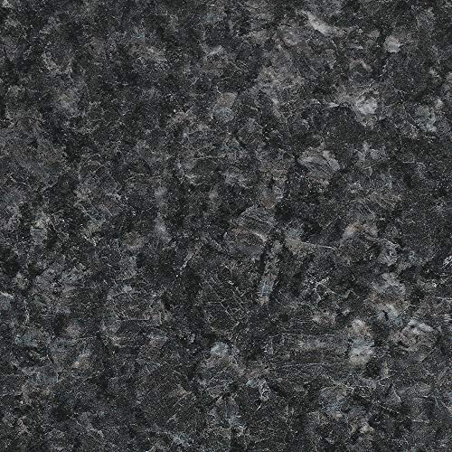 Bullnose Edge Laminate Countertop Trim - Midnight Stone - Etchings Finish