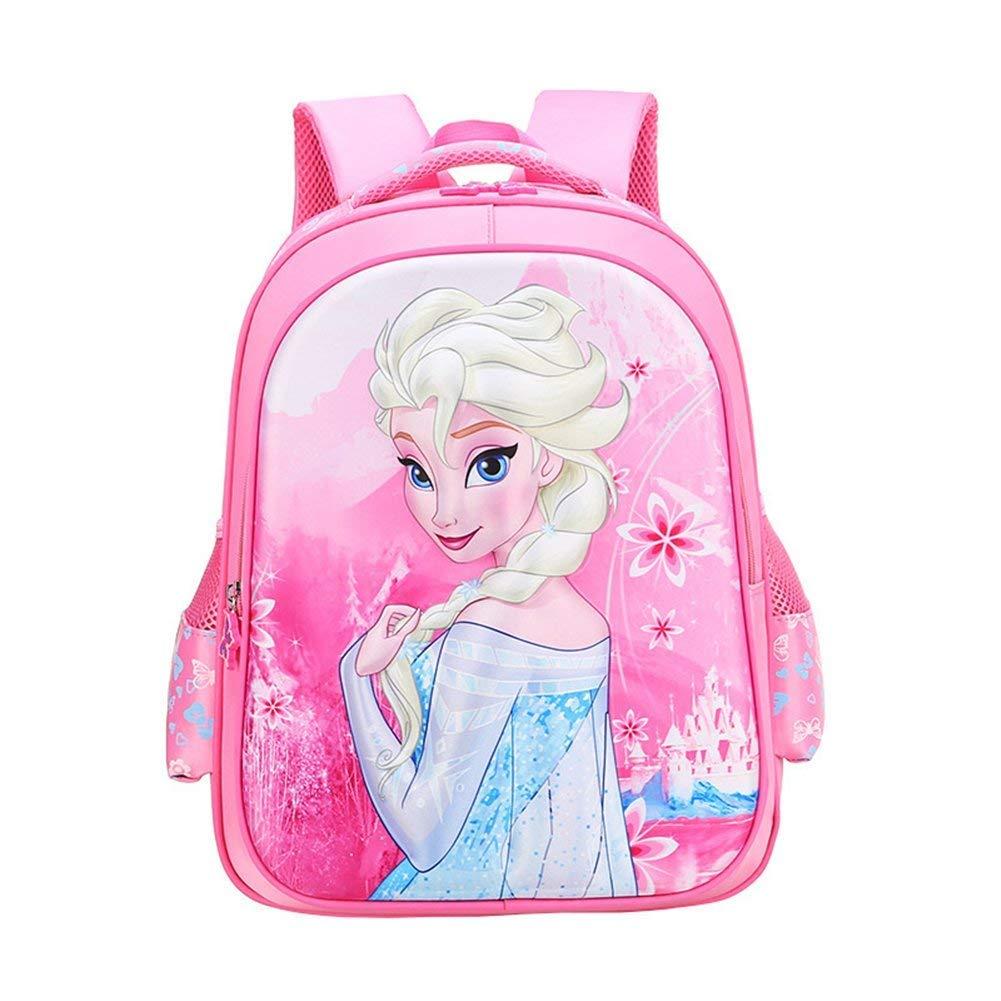 Girls Back to School Frozen Elsa Backpack for School Travel