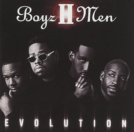 boyz ii men evolution album free download