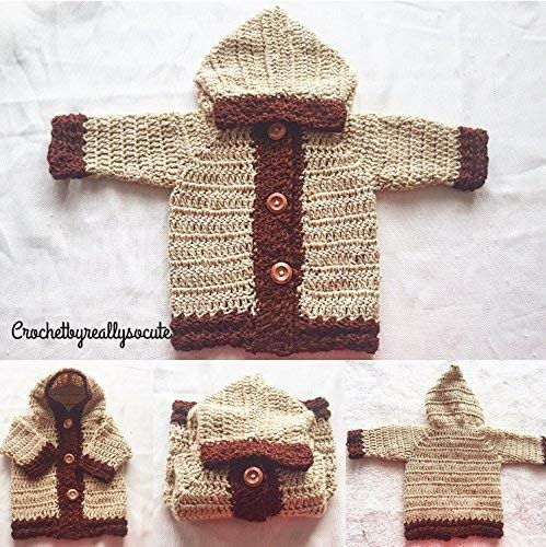 Amazoncom Baby Hoodie Sweater Unisex Sweater Baby 3 6 Month Baby