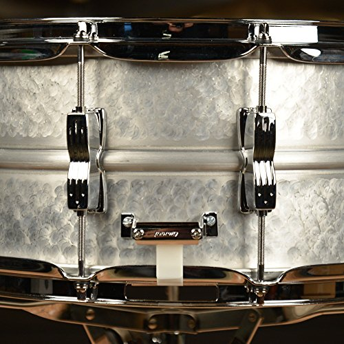 Ludwig LM405K 6.5X14 HAMMERED ALUMINUM ACROLITE SD 14 x 6.5 in. by Ludwig (Image #4)