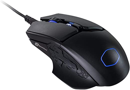 Gaming Mouse with 24, 000 DPI Sensor, Hidden D-Pad Buttons