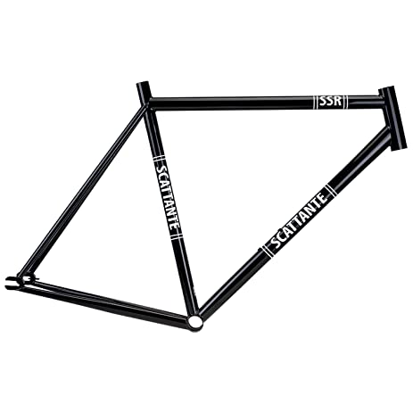 Amazon.com : Scattante SSR Road Bike Frame Size 50 : Sports & Outdoors