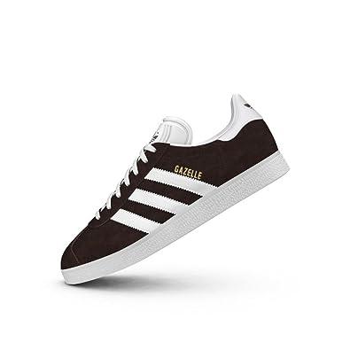 Adidas Hombre Gazelle Zapatillas Marrón, 36: Amazon.es: Zapatos y complementos