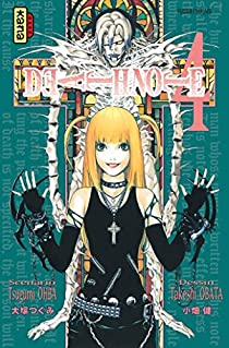 Death Note, Tome 4 par Ohba