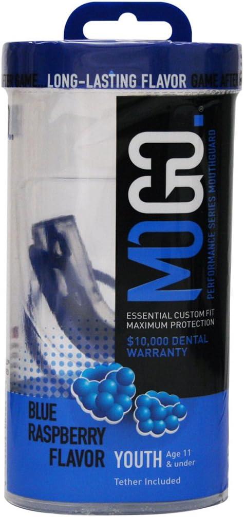Mogo Unisex MOG-MOG01B-C Bubble Gum Flavoured Mouthguard