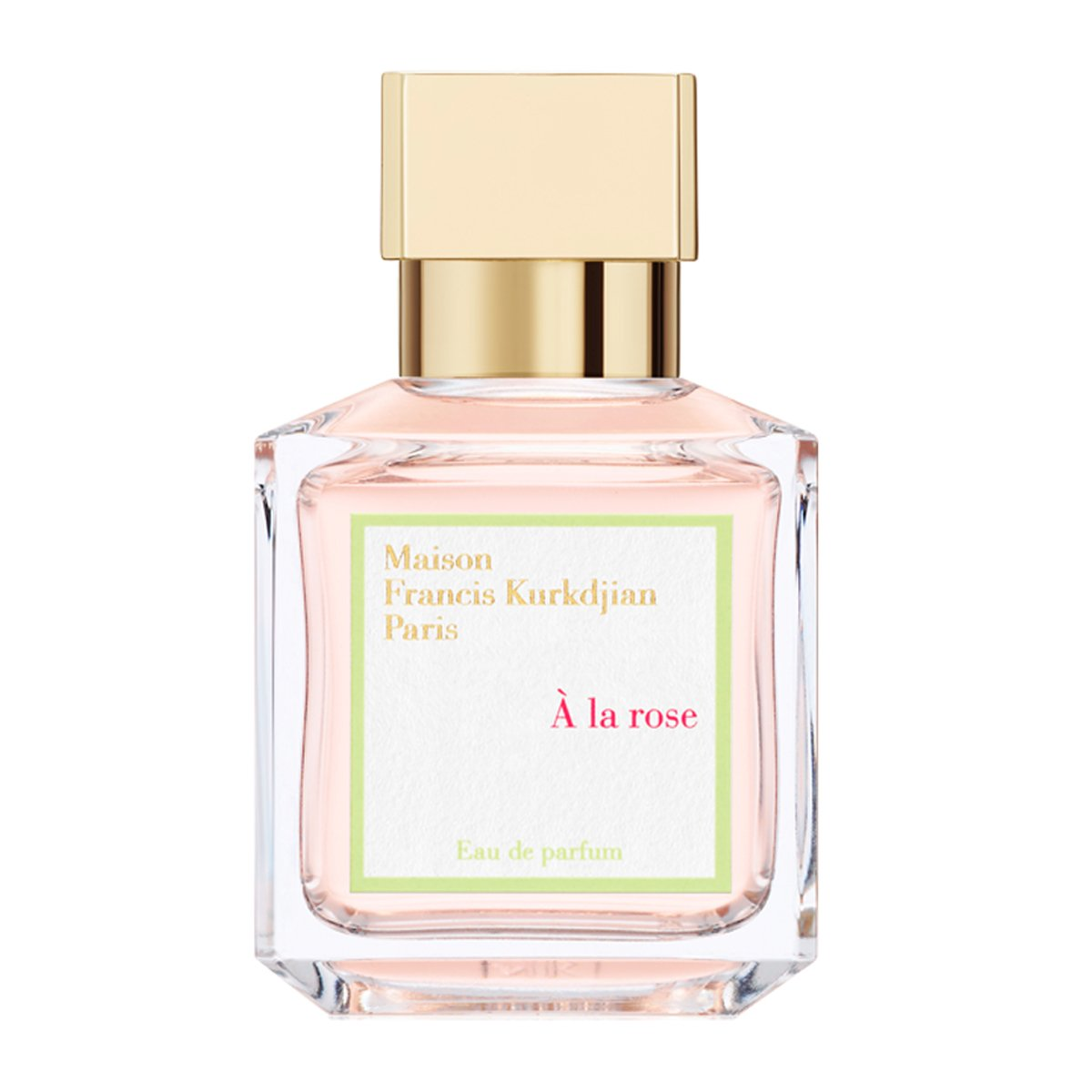 A La Rose by Maison Francis Kurkdjian Eau De Parfum 2.3 oz Spray