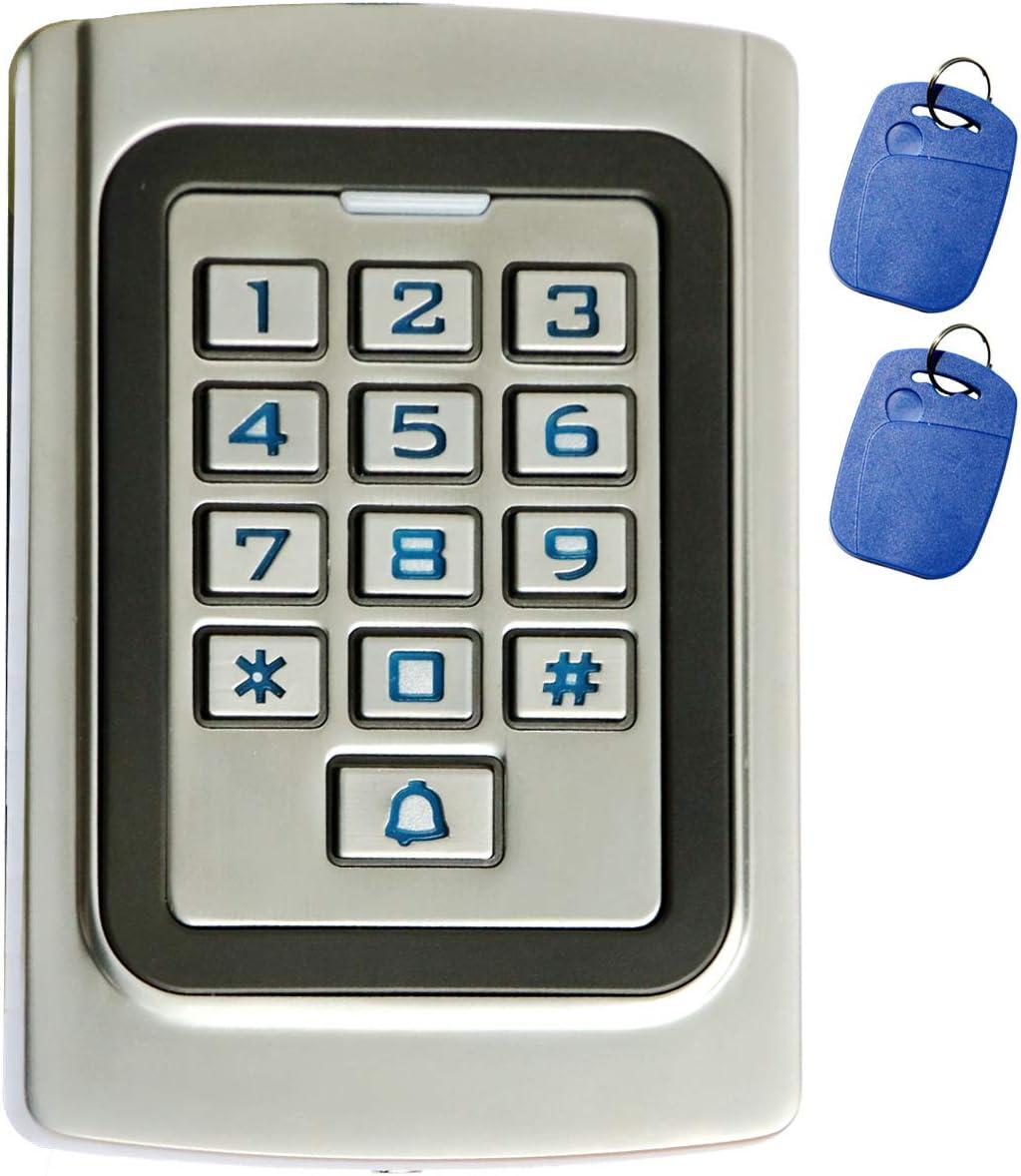 Best Garage Door Keypad