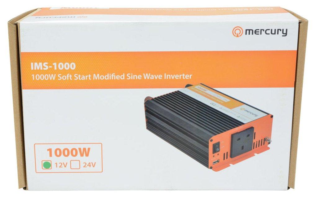Modified Sine Wave Inverter Mercury 150W 12Vdc