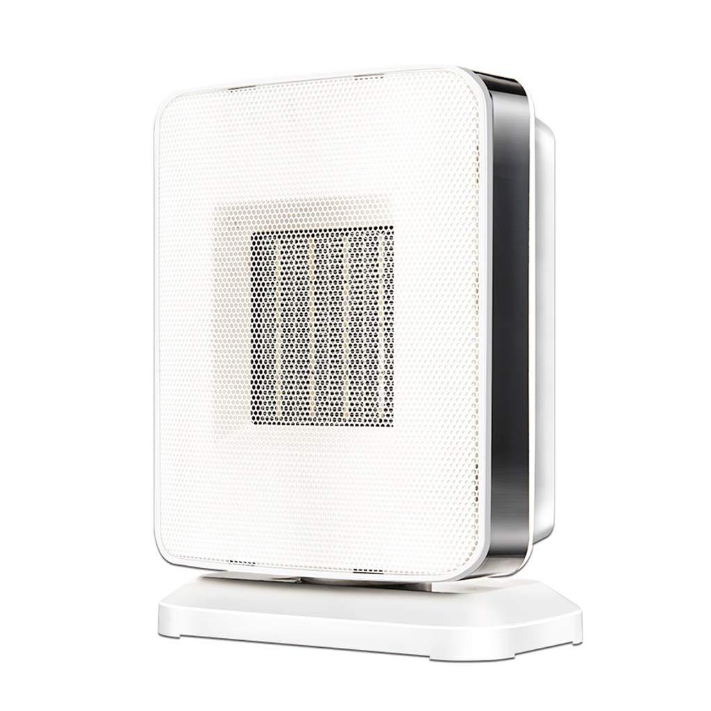 Acquisto Stufe elettriche Riscaldatore per Ventola Portatile in Ceramica Grandangolo scuotitore 1500W Bianco Prezzi offerte