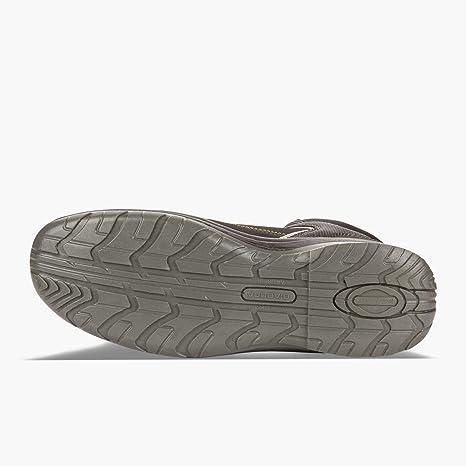 color negro Diadora Utility 701.172030 Blitz Mid S3 SRC Zapatos de seguridad altos talla 35