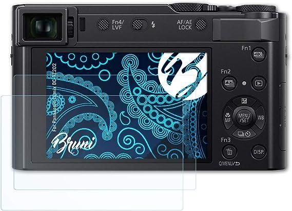 Bruni Schutzfolie Kompatibel Mit Panasonic Lumix Kamera