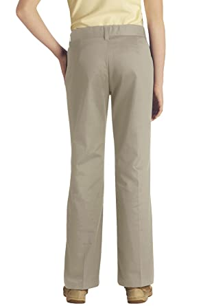 d448cc02504 Image Unavailable. Image not available for. Color  Dickies Girls Plus Size  Pant