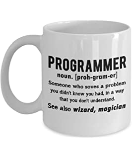 363aefd5ac9 Programmer Coffee Mug - There Are 2 Types Of People Programmers Will ...