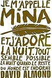 """Afficher """"Je m'appelle Mina"""""""