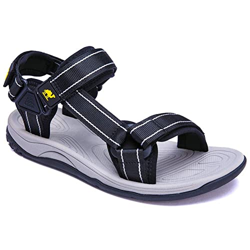 discount collection latest sale wholesale price CAMELSPORTS Mens Athletic Sandals Comfortable Summer Strap Open-Toe Sandals  Lightweight Outdoor Beach Sport Sandals for Hiking Walking