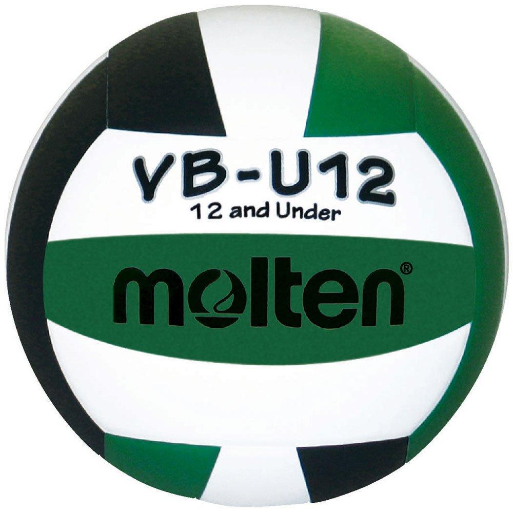 Molten VBU12 Light Volleyball Black//Silver 12 and Under Molten USA Inc VBU12-BLK//SLV