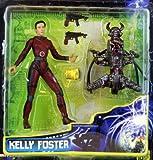 Virus Movie Collector Series Jamie Lee Curtis as Kelly Foster Action Figure