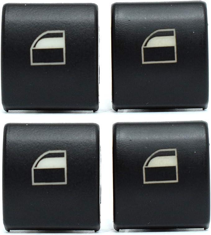 Promo Link 4x Fensterheber Schalter Tasten Fensterheberschalter Taste Auto