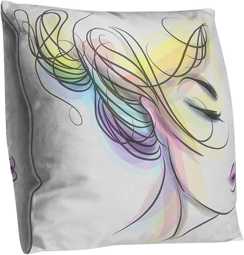 Amazon.com: Unionm - Fundas de almohada decorativas de ...