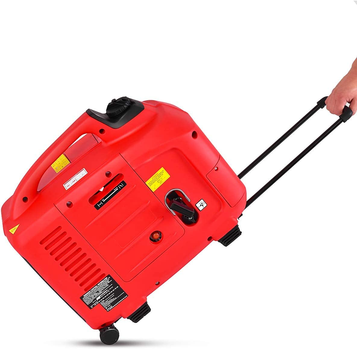 Goplus Gas-Powered Inverter Generator Portable