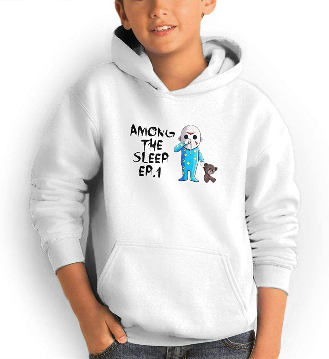 Red Coffee Teen Fashion Hoodie Hooded Sweatshirt Pocket Youth Boys Girls Sweaters,H2O Delirious