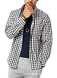 (アーケード) ARCADE メンズ 長袖 シャツ カジュアルシャツ ボタンダウン ストライプ チェック 柄シャツ ブロードシャツ