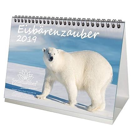 Eisbär magique - Format A5 - Agenda Premium/calendrier de ...