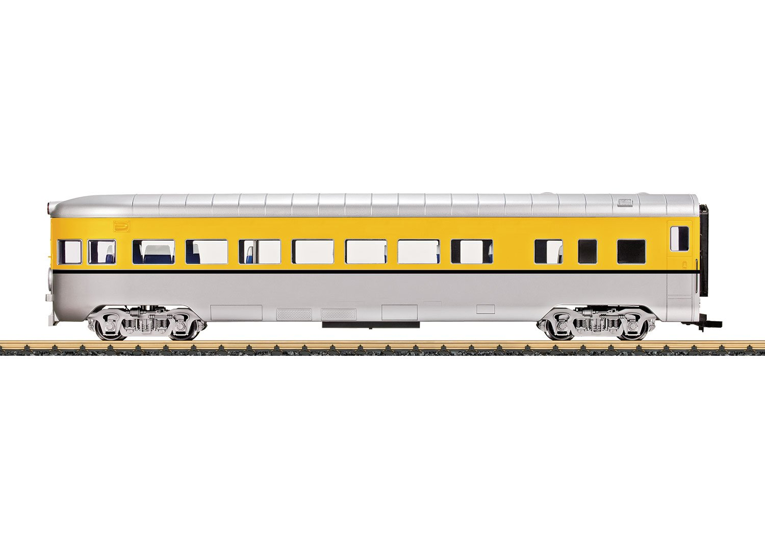 Märklin LGB 36577 - DRGW Observation Car Ep. III