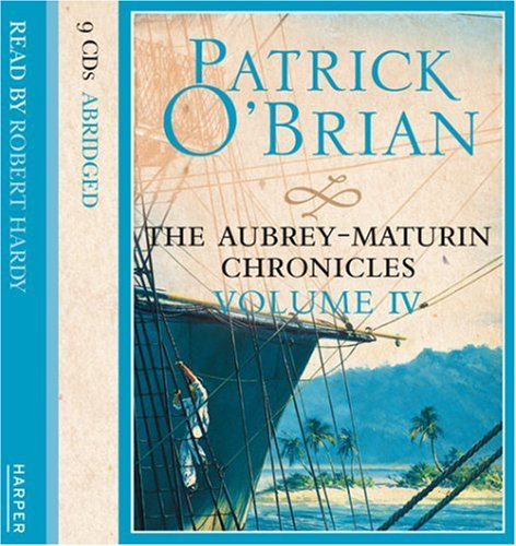 The Aubrey-Maturin Chronicles, Vol. 4: The Far Side of the World / The Reverse of the Medal / The Letter of Marque|-|0007319339