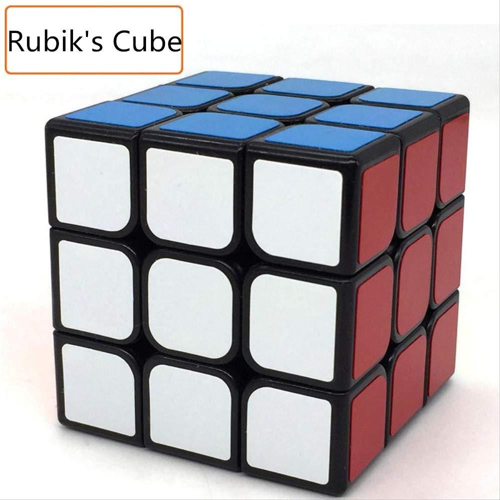 Rubiks Cube3x3x3 Rubik/'s Cube Professional Vitesse De Jeu Cube Jigsaw Cube Cool Enfant Enfants Jouets Enfants Cadeaux Sombre