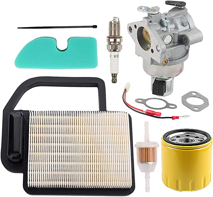 Butom 20 853 35-S 20-853-35-S Carburetor for Kohler SV540 SV590 SV600 SV610 SV620 18HP 19HP 20HP 21HP 22HP Lawn Mower with 52 050 02-S Oil Filter 20 083 06-S Air Filter