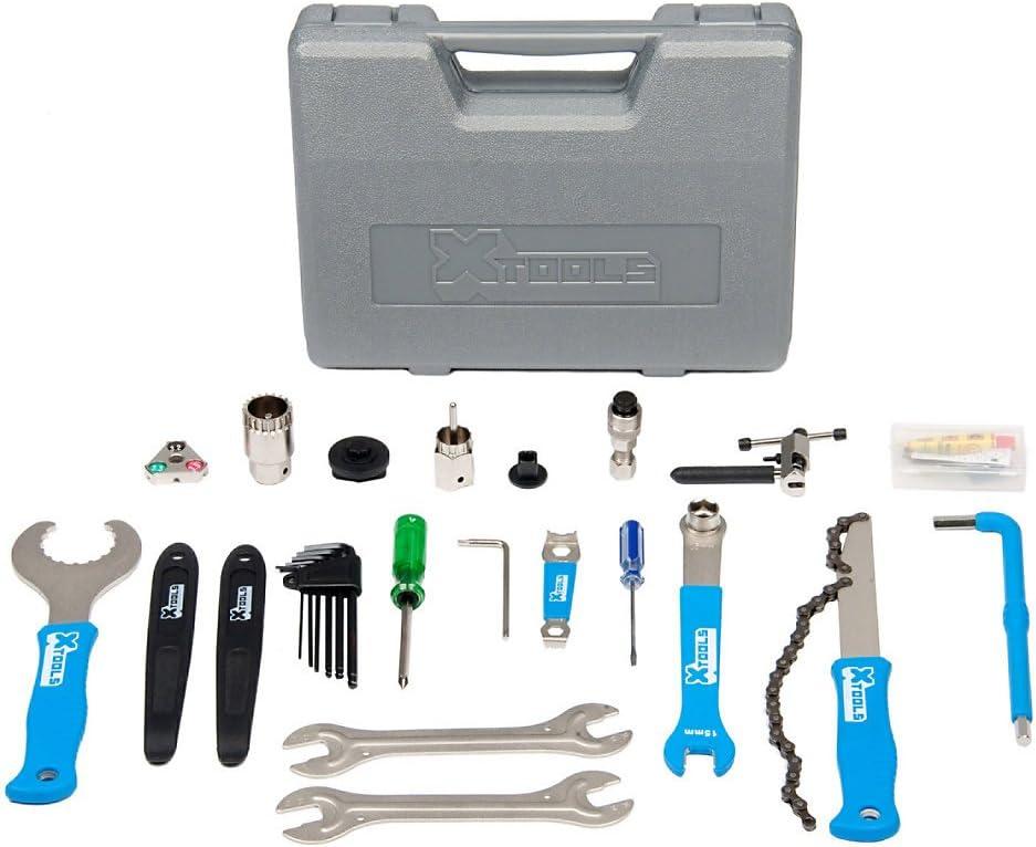 X-Tools - Juego de Herramientas para Bicicleta (18 Piezas): Amazon ...