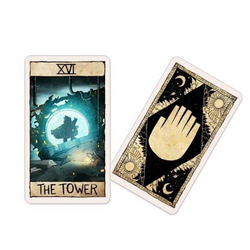 Gravity Falls - Tarot Card Deck - Major Arcana Set TheMysteryShack