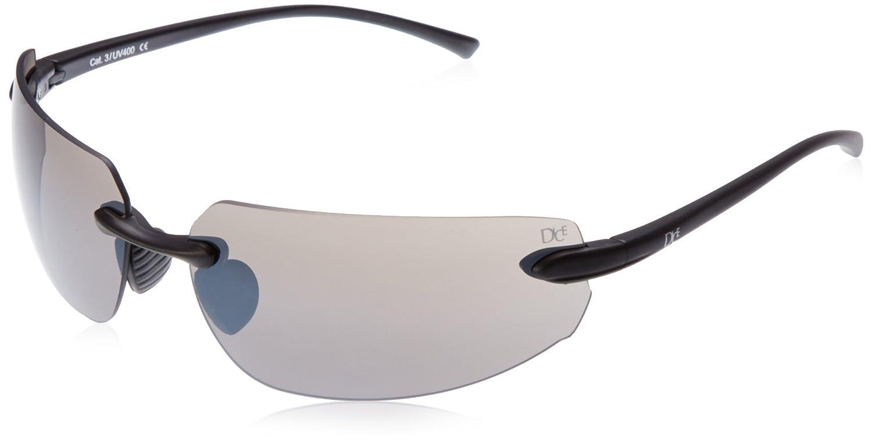 Dice Sonnenbrille black matt D01363-2 DICEB|#Dice