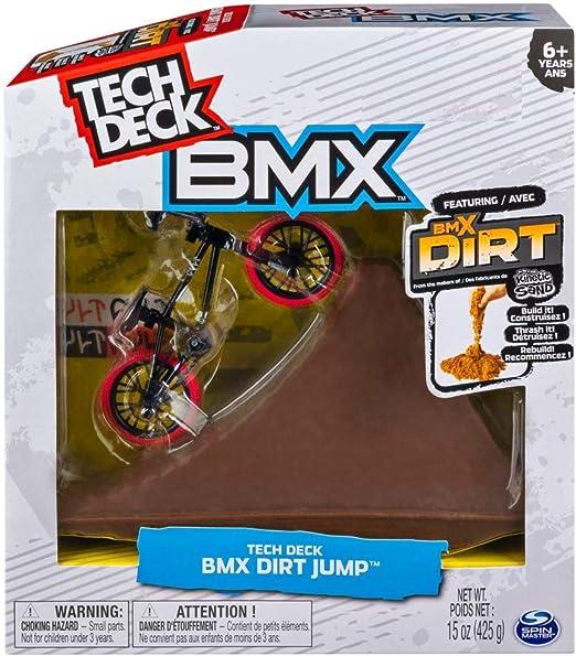 NEW! Tech Deck BMX Dirt Jump Kit