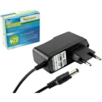 Fonte Chaveada 12V 500Ma - Plug 5.5 x 2.1 mm, Green
