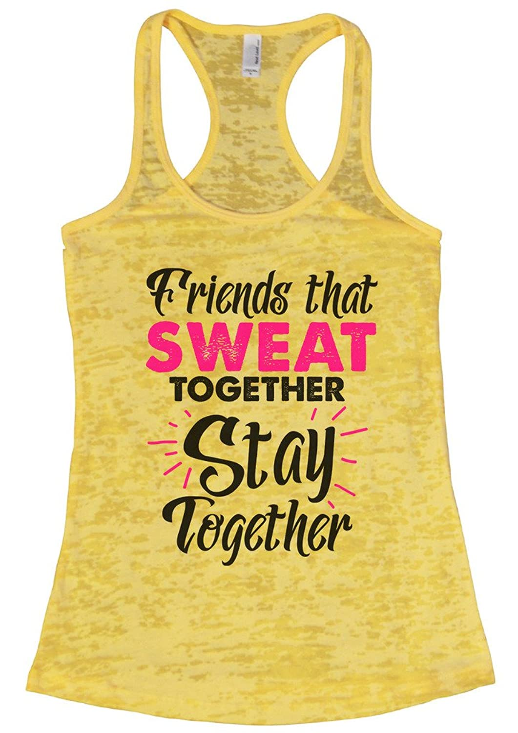 Women鈥檚 Workout Partner 鈥淔riends That Sweat Together Stay Together鈥
