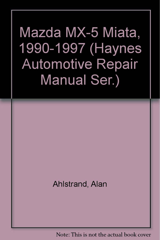 Software Haynes Repair Manual H61016 for Mazda MX-5 Miata 1990 ...