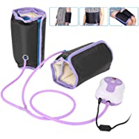 Air Compression Body Massager Wrap, Electric Remote Control 9 Modes Air Compression Massager Suitable For Waist Arm Calf Foot Body Shaping Fitness Massage Care Tool