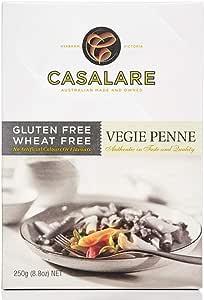 Casalare Casalare Vegie Penne Pasta 250 g