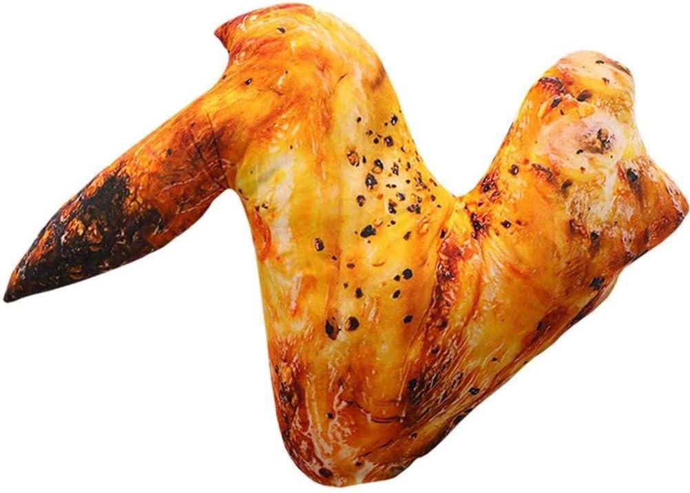 Hühnerflügel Plüschtier 3D
