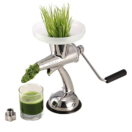 Compra L@LILI El Juicer Sano Original-Manual del juicer de ...
